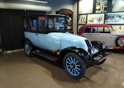 1917 Franklin 9A