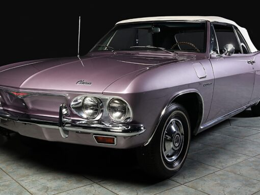 CHEVROLET CORVAIR CORSA 1965 UNITED STATES