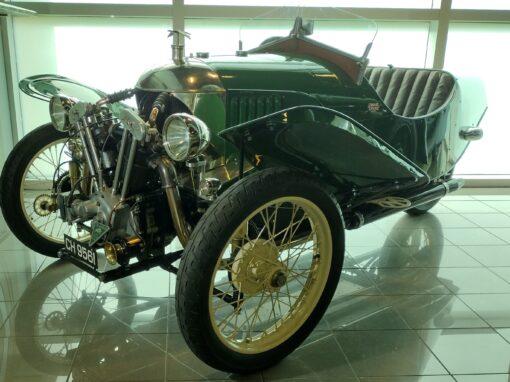 MORGAN AERO SUPERSPORTS 1930 GREAT BRITAIN