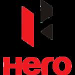 Hero Moto corp logo Landscaping Project