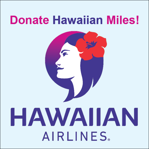 Donate Hawaiian Miles