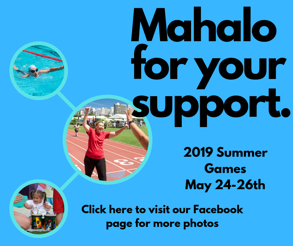mahalo for your support, click here for photos