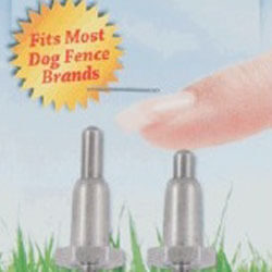 Dog Fence Receiver Collars - Pet Stop Contact Points