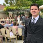 Michael at Wedding