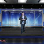 Virtual Studio Set w web2