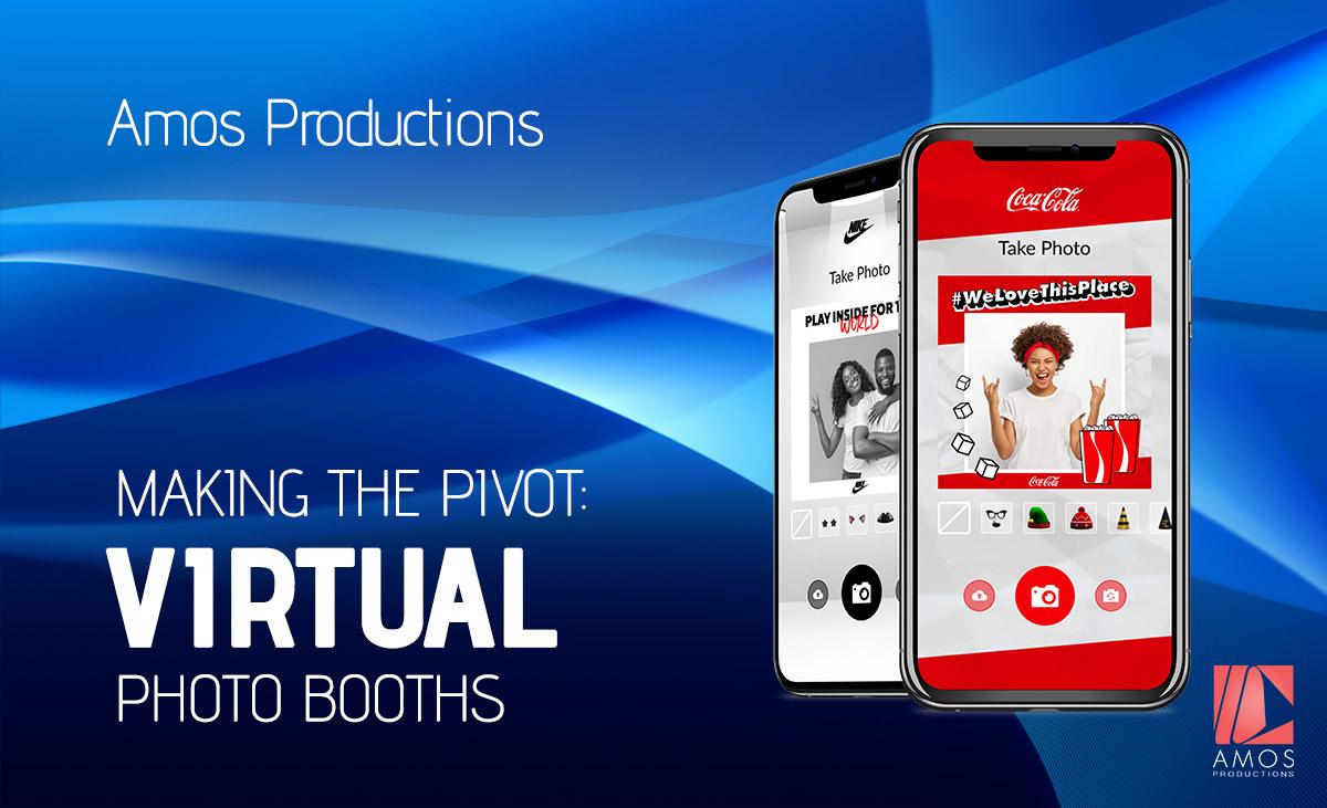 AMOSPRO Virtual Booth1200