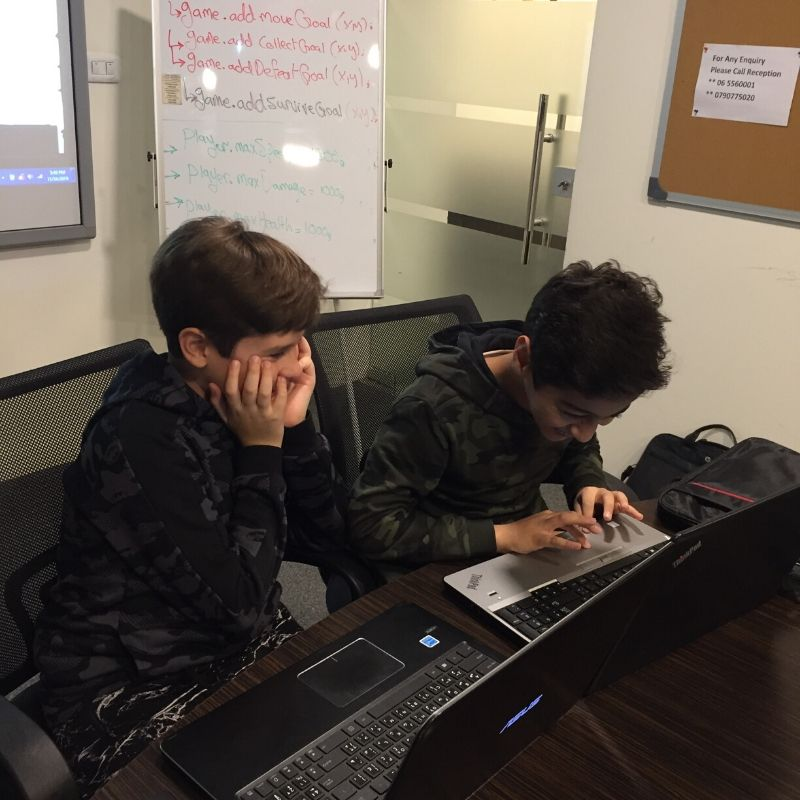 Young Programmers