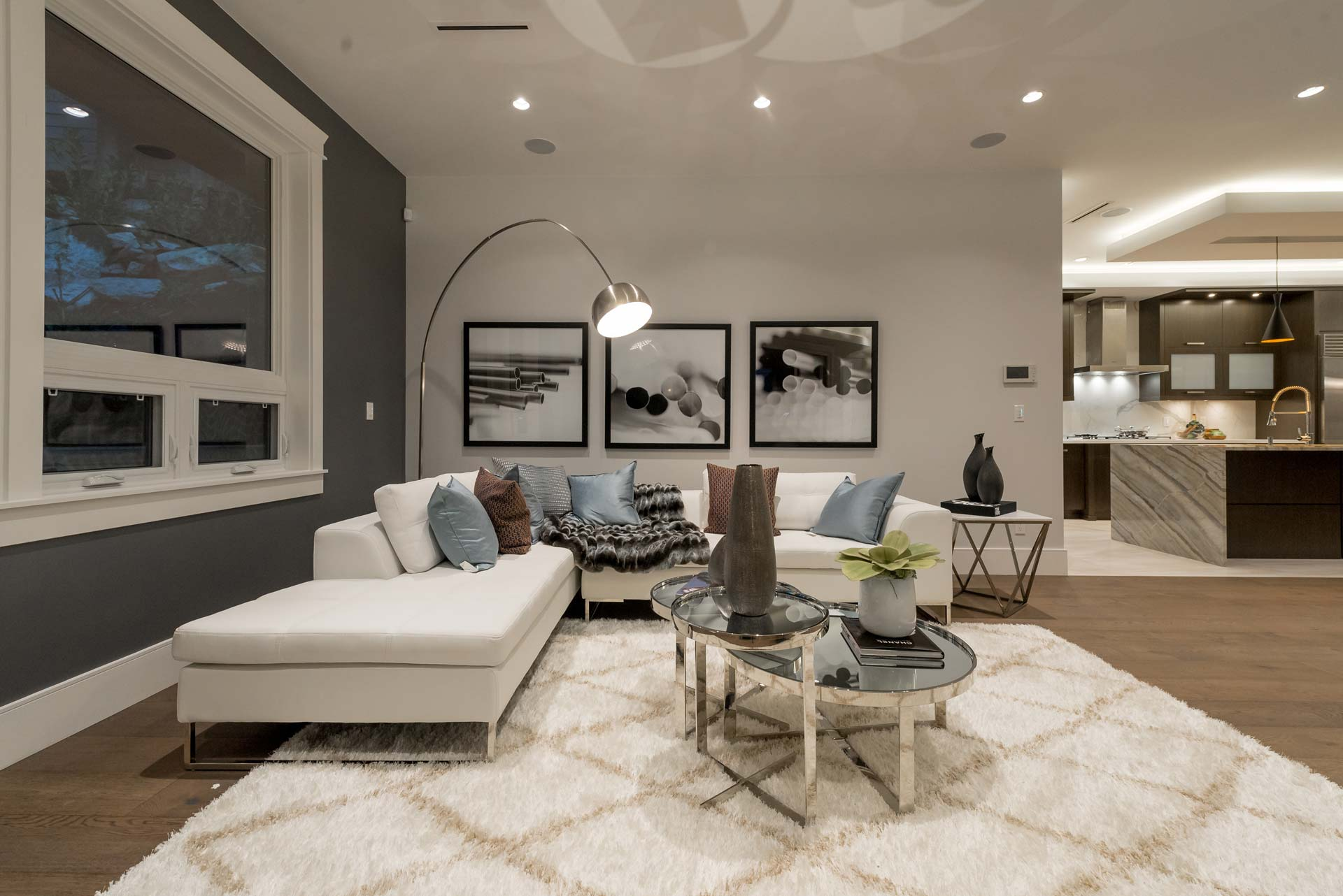 interior home staging
