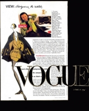 Vogue March \'90