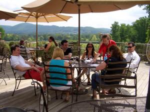 Wine tour family
