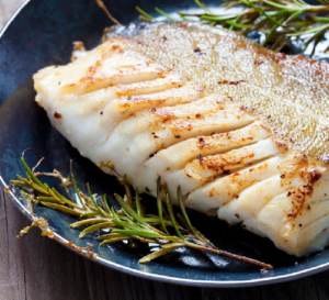 vitamin D in fish or in supplement form