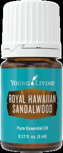 Sandalwood (Royal Hawaiian) essential oil