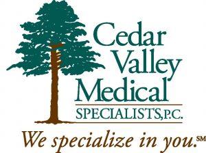 Cedar Valley Medical Specialist Logo