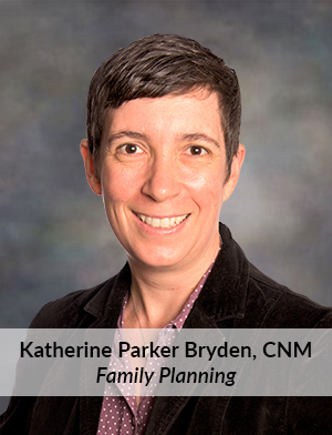 Katherine Parker Bryden CNM