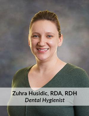 Zuhra Husidic RDA RDH