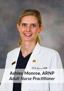 Ashley Monroe, ARNP