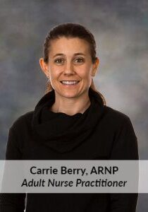 Carrie Berry, ARNP