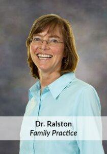 Dr. Ralston