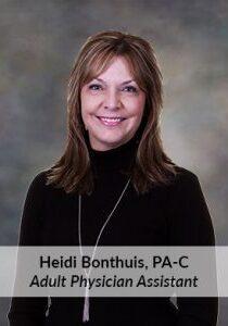 Heidi Bonthuis, PA-C
