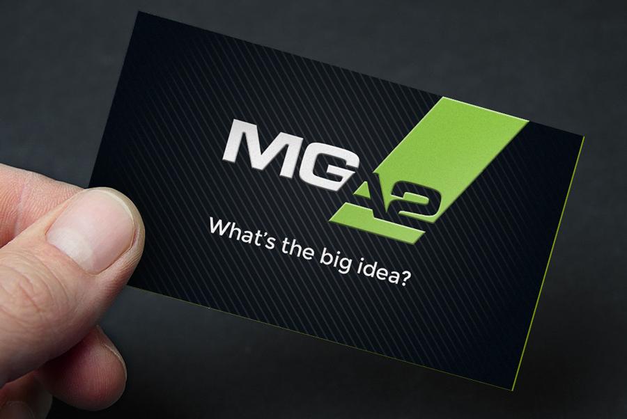 MGA2 Logo Design