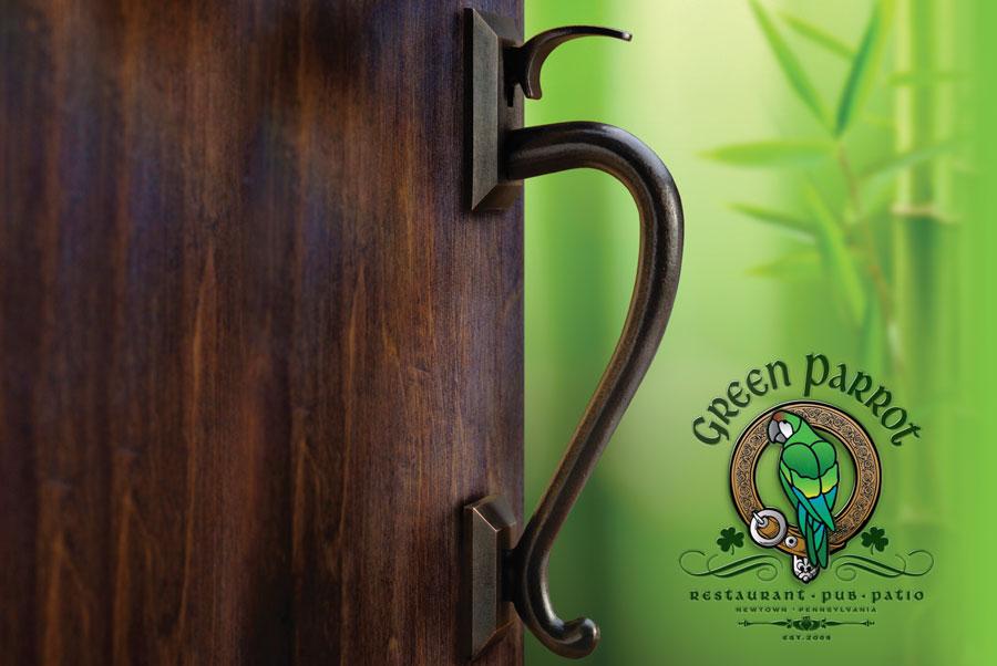 Green Parrot Restaurant • Pub • Patio