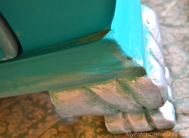 Chalk Paint®, Annie Sloan, Florence, cat, calico, adventure