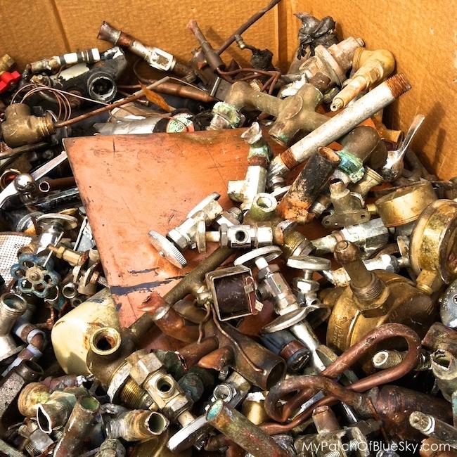 The art of salvage yard Junkin'