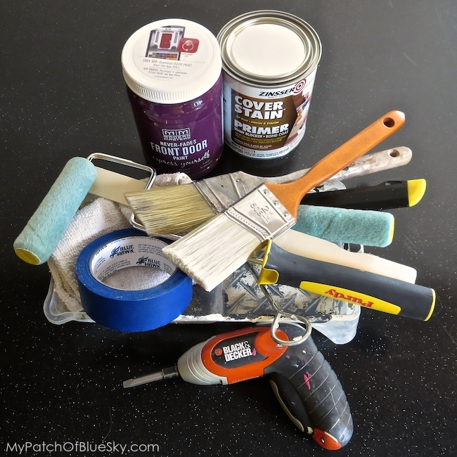 front-door-painting-supplies