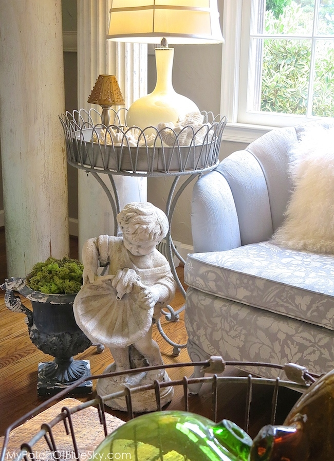 Artisan Enhancements fountain statue makeover