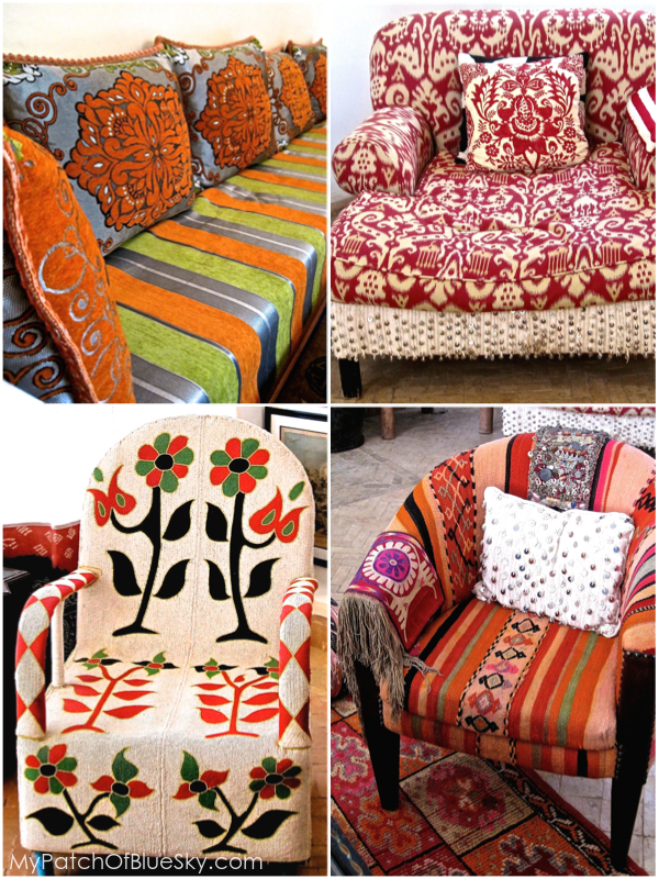 Mixed patterns in Morocco
