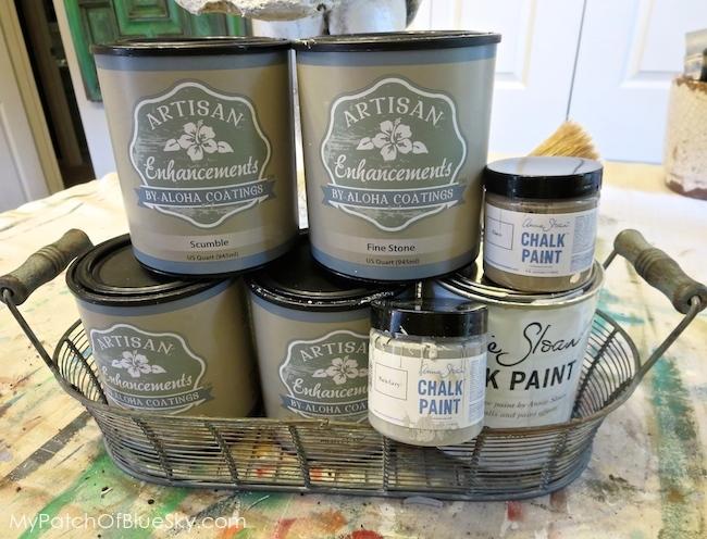 Artisan Enhancements and Chalk Paint® supplies
