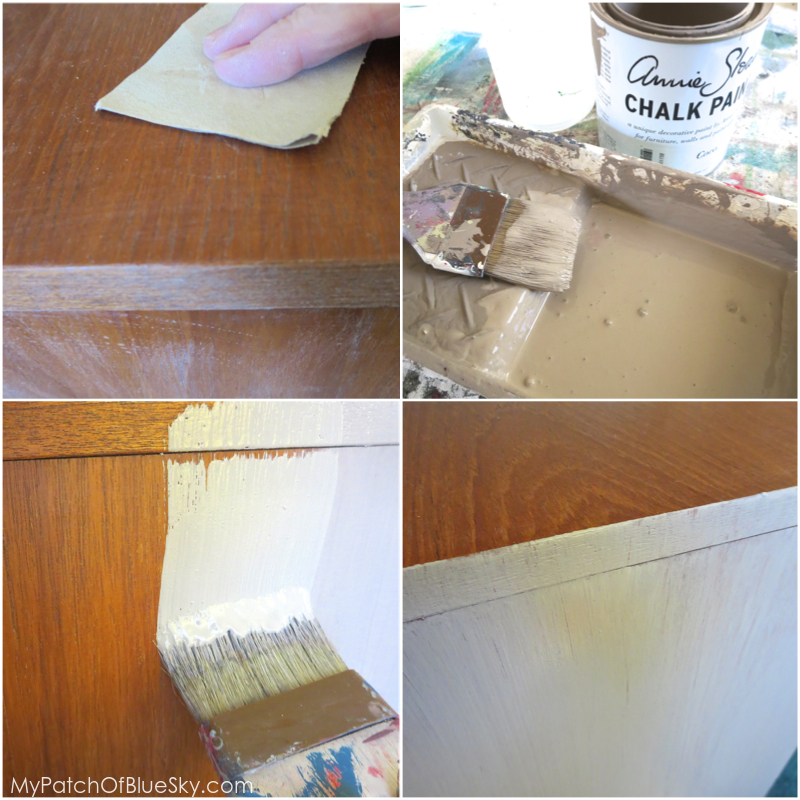 The Recipe For Turning Orange Teak Into Grey Weathered Wood