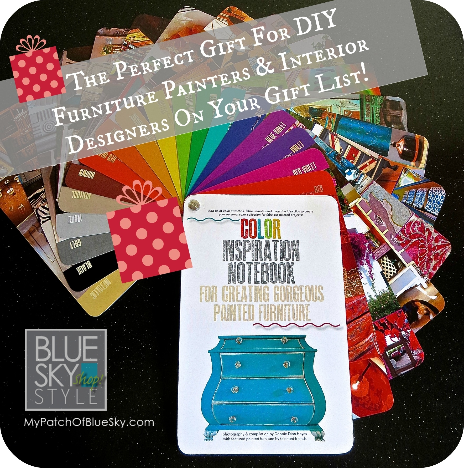 The Color Inspiration Notebook by Debbie Dion Hayes