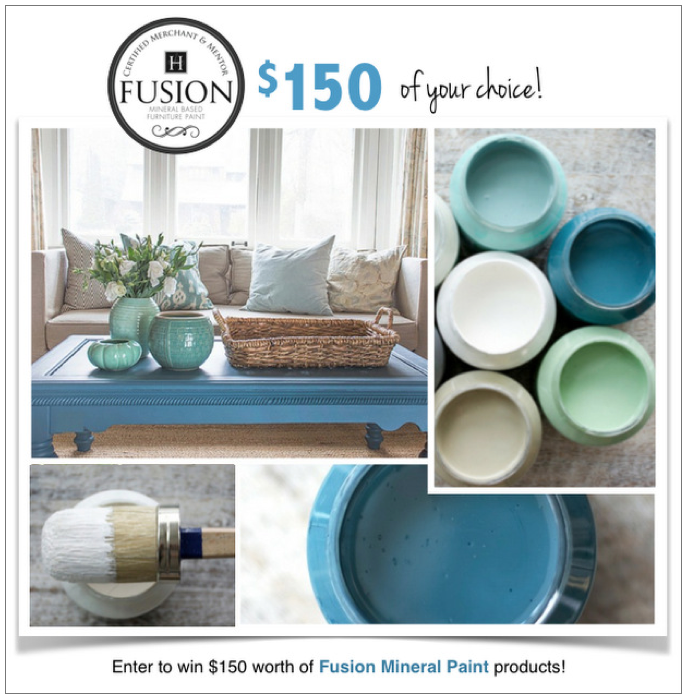 Enter to win $150 worth of Fusion products!