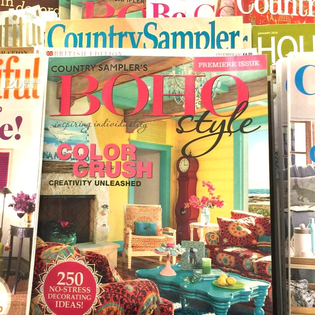 Boho Style Magazine by Fifi O'neill