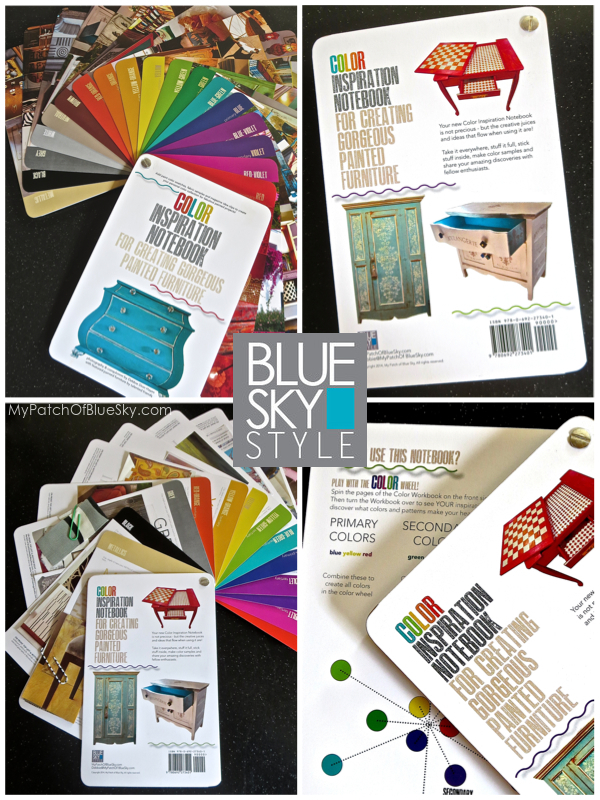 The Color Inspiration Notebook for Painting Gorgeous Furniture by Debbie Dion Hayes