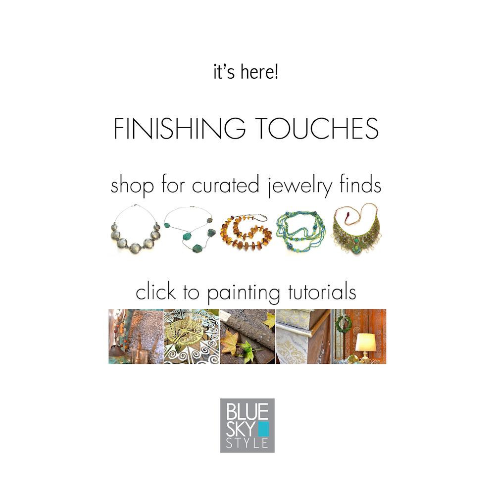 Shop Finishing Touches