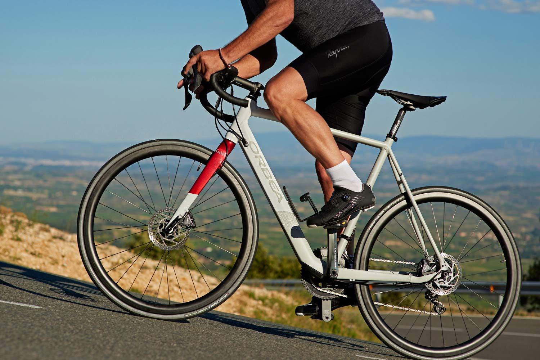 52112e33883 Orbea Gain e-bike electrifies road bikes on the down low - e-Bikerumor
