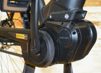 Continental Revolution 48V high power e-bike drivetrain and battery systems