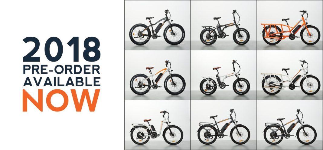 Rad Power Bikes Ride In On New Radcity Step Thru Shows Full Line Of Affordable E Bikes For 2018 E Bikerumor