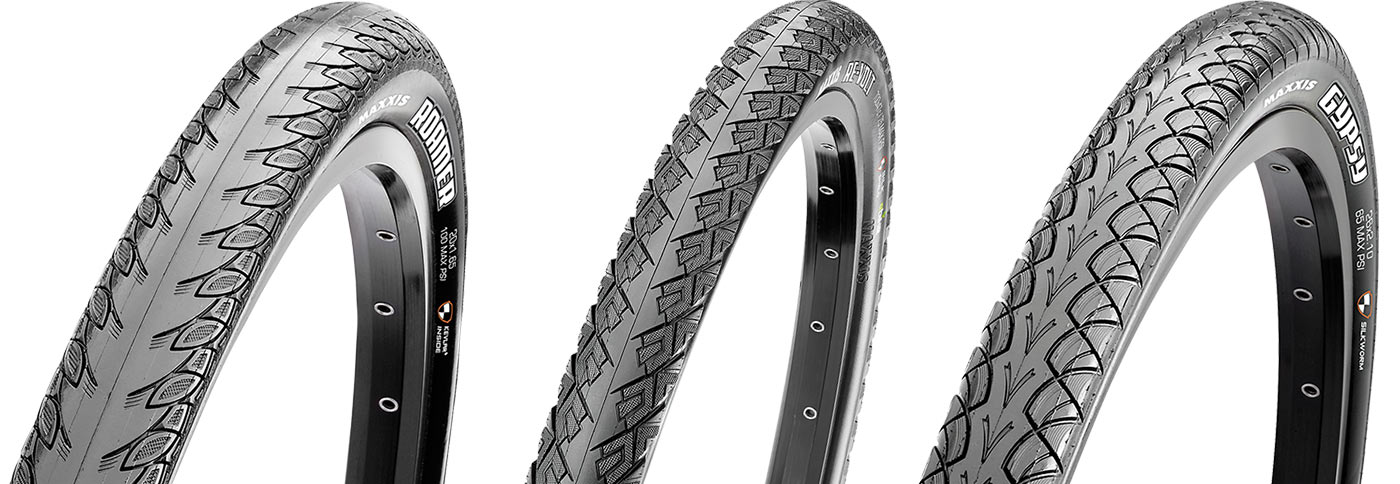 what are the best touring and commuter tires for bikes