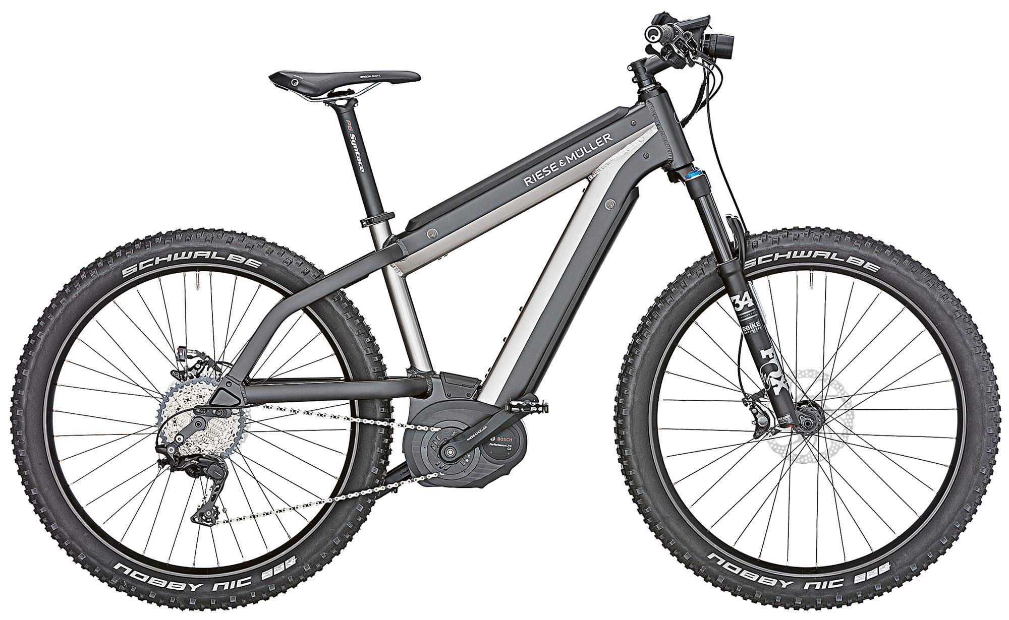 06b46eaff18 The Supercharger is an all-new e-bike/eMTB design for R&M. Based off the  prior Charger, the new bike aims to go even further off-road.