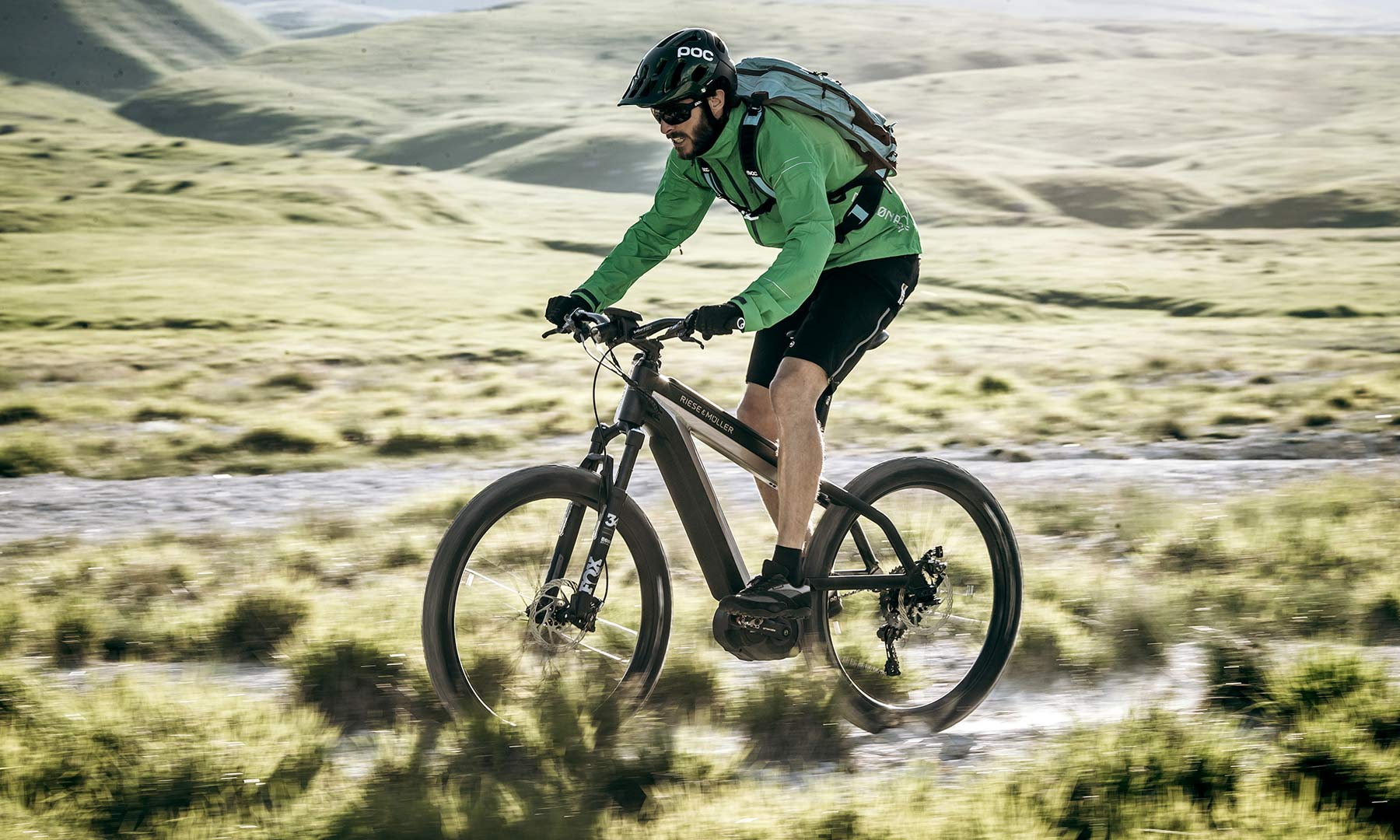 a8e413d3fa7 Riese & Mueller power off-road with New Charger & Supercharger e-MTB - e -Bikerumor