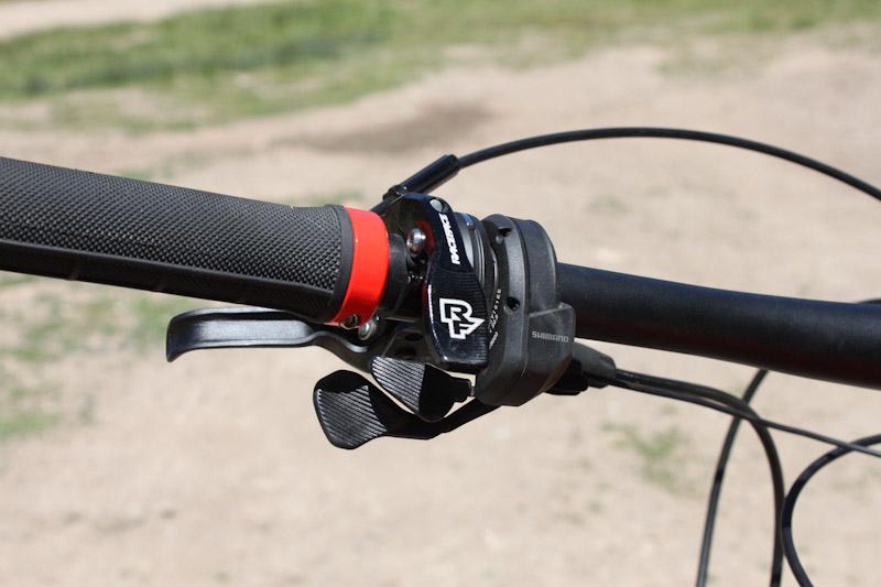 BMC Speedfox AMP Two, Shimano Firebolt mode selector