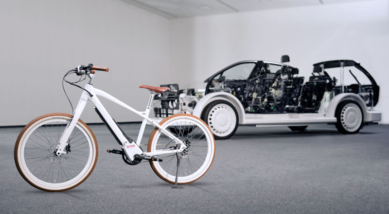 Brose brings German automotive expertise to their E-bike