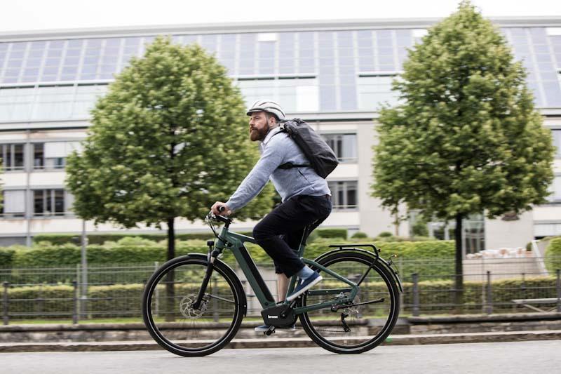 Brose e-bike motors, commuter