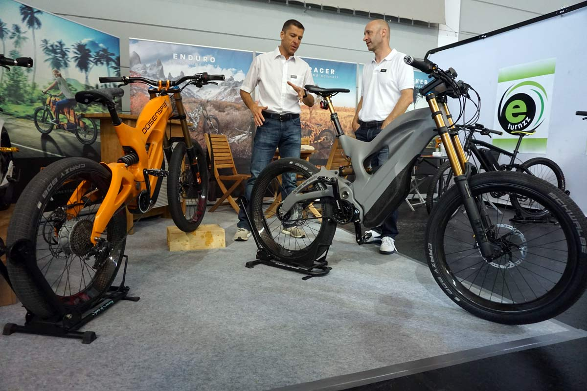 EB18: Roundup of random, beautiful & weird e-bikes from