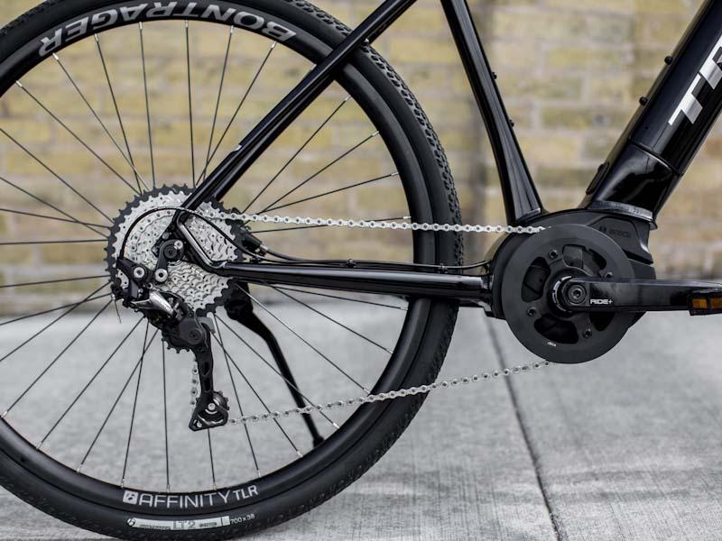 Trek 2019 Dual Sport+ e-bike, Bosch motor