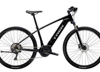 Trek 2019 Dual Sport+ e-bike, mens, side