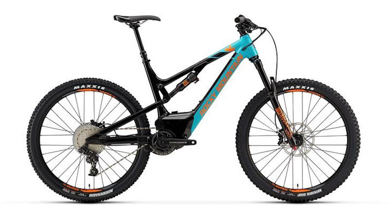 RMB Altitude Powerplay alloy 50, 2019